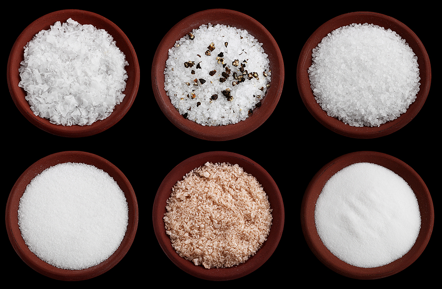 Sea Salt vs. Table Salt; Is There A Difference?