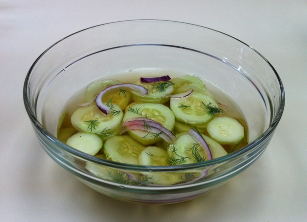 Using Your Garden Goodies – Cucumbers [Recipe]