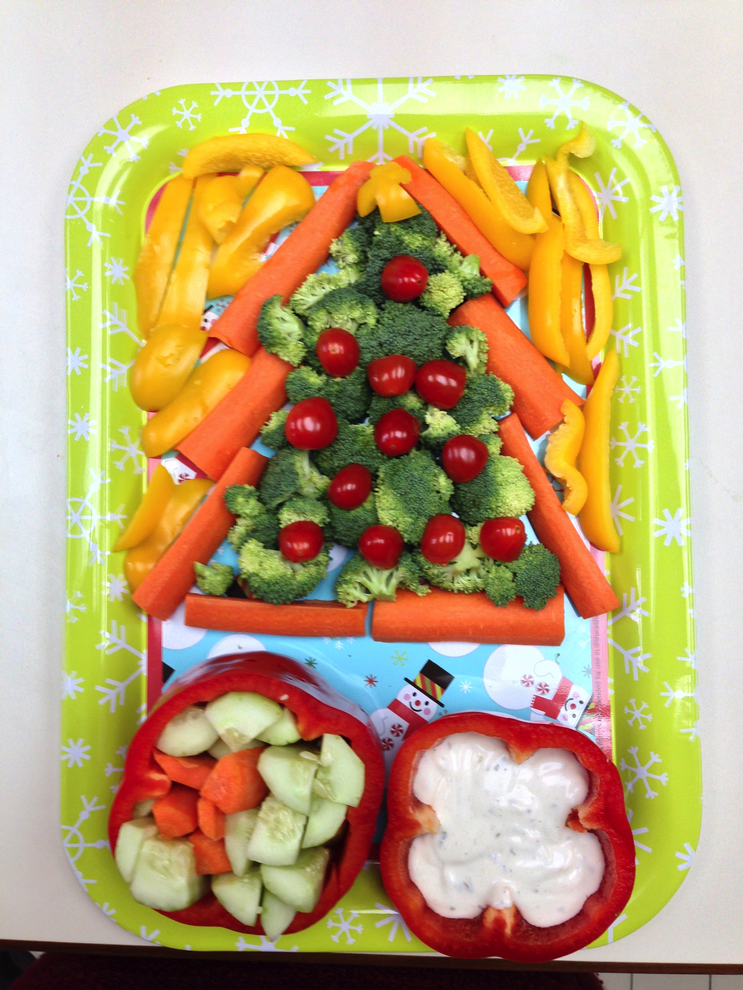 Merry Christmas! Fun, Healthy, Holiday Snack Idea
